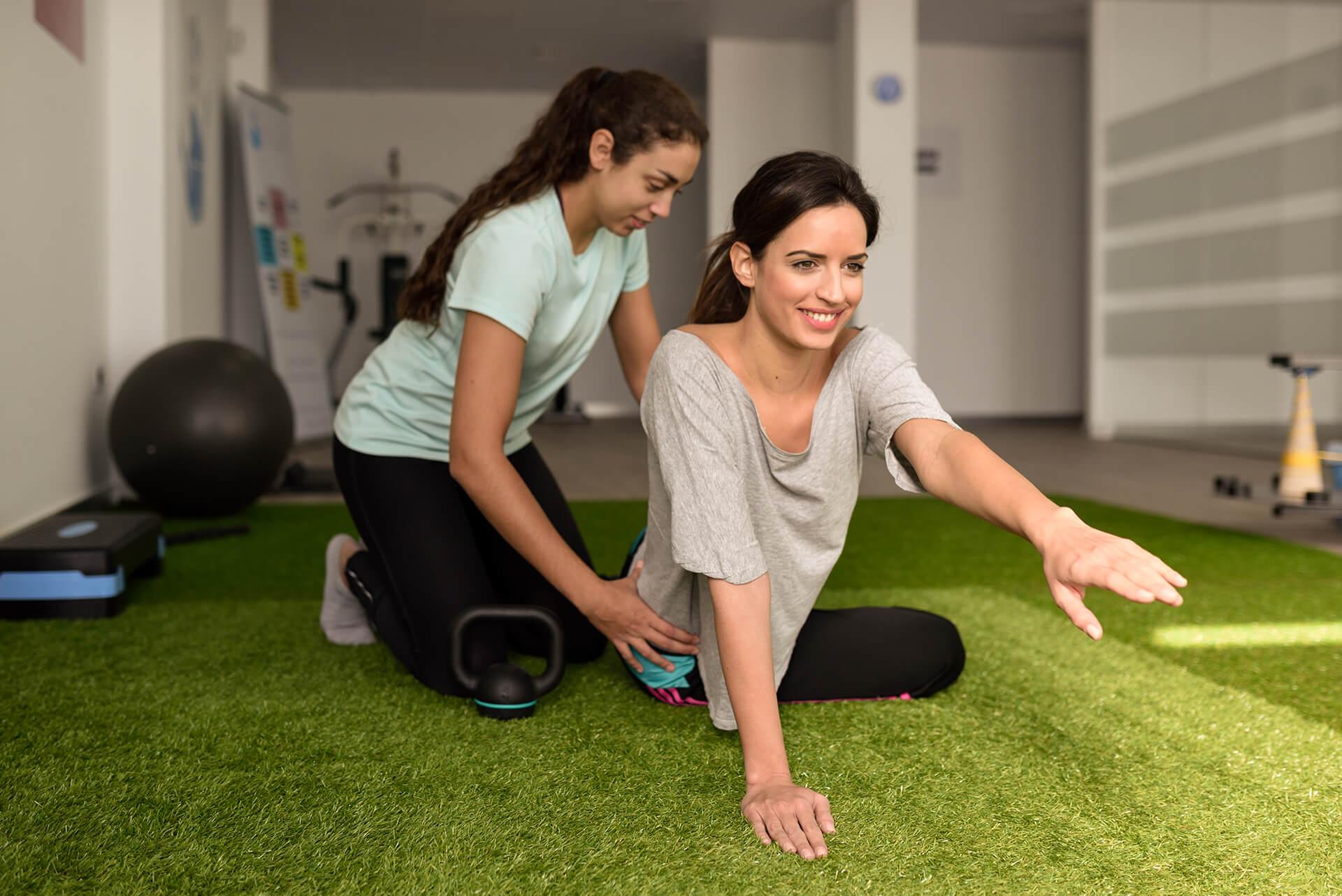 ¿Qué esperar en su primera cita de fisioterapia para la salud pélvica?